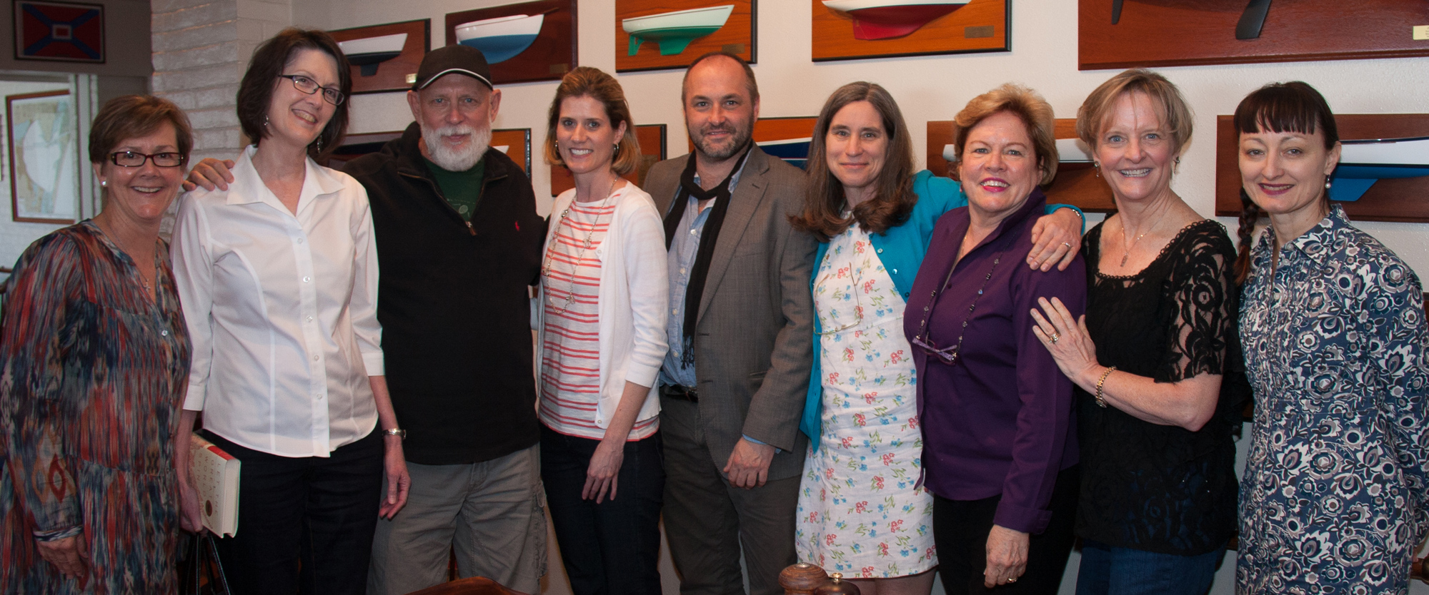 Corpus Christi Literary Reading Series Board Members