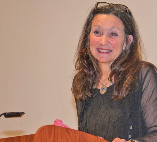 Jill McCorkle at Corpus Christi Literary Reading Series