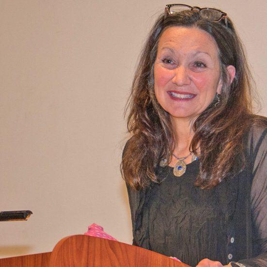 Jill McCorkle at Corpus Christi Literary Reading Series