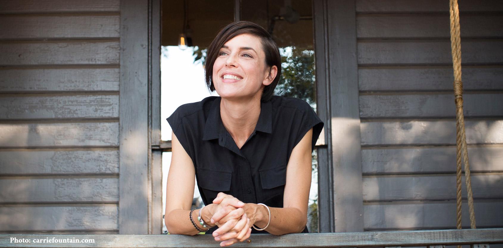 Carrie Fountain Author